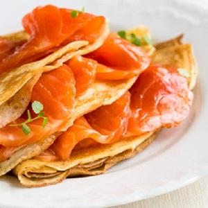 Herzhafte Protein Pfannkuchen