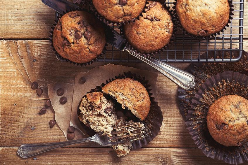 Muffins superalimentos