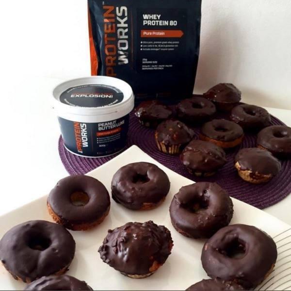 Donuta proteicos