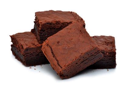 Brownies chcoolate negro