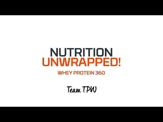 The Protein Works Video