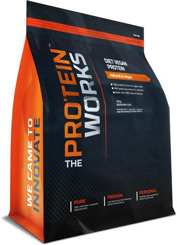 Diet Vegan Protein