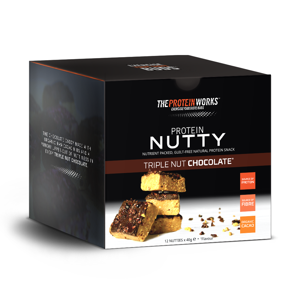PROTEIN NUTTIES