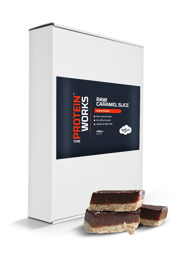 Raw Caramel Slice Home-bake Kit