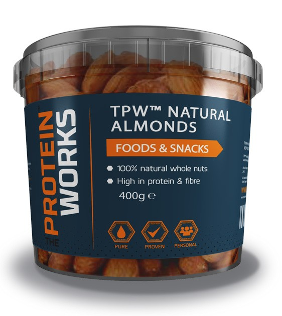 Natural Almonds | Fitness Blog