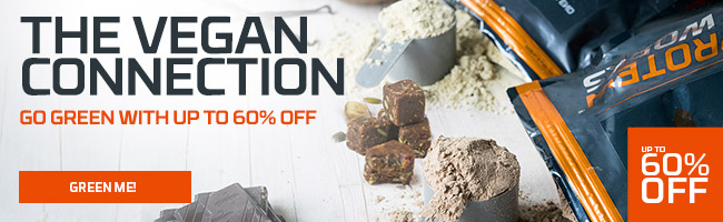 UP TO 60% OFF OUR VEGAN COLLECTION!
