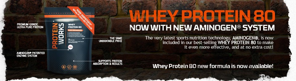 Payday deals on sports nutrition on all supplements at THE PROTEIN WORKS
