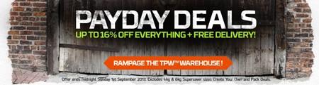 AUGUST PAYDAY DEALS - SPAR OP TIL 16 %!