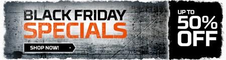 Speciale aanbiedingen voor Black Friday