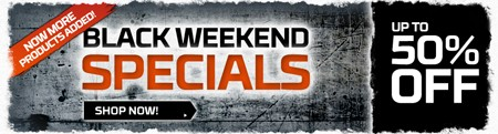 Black Weekend Specials