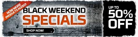 Speciale aanbiedingen voor Black Weekend