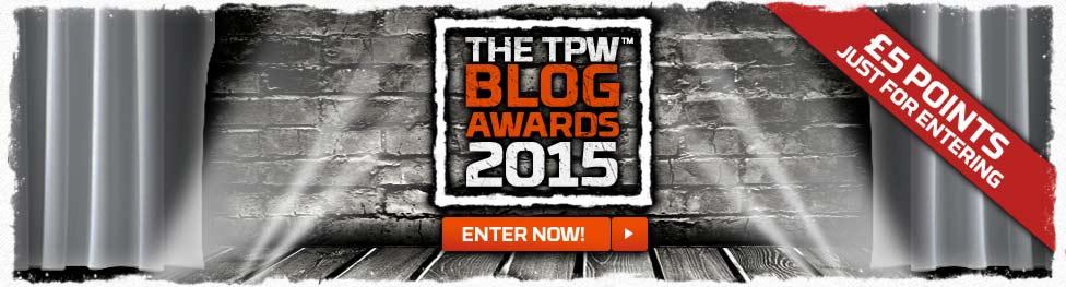 TPW Blog Awards 2015