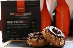 Brownie Protéiné Au Chocolat