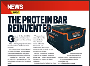 Protein Bars Reinvented