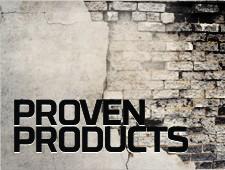 Bewezen producten
