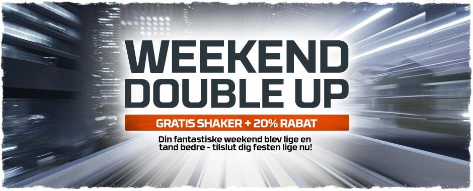 Triple Decker Weekend