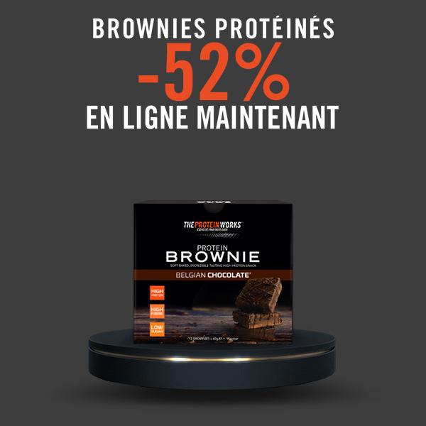 PDJ - BROWNIES