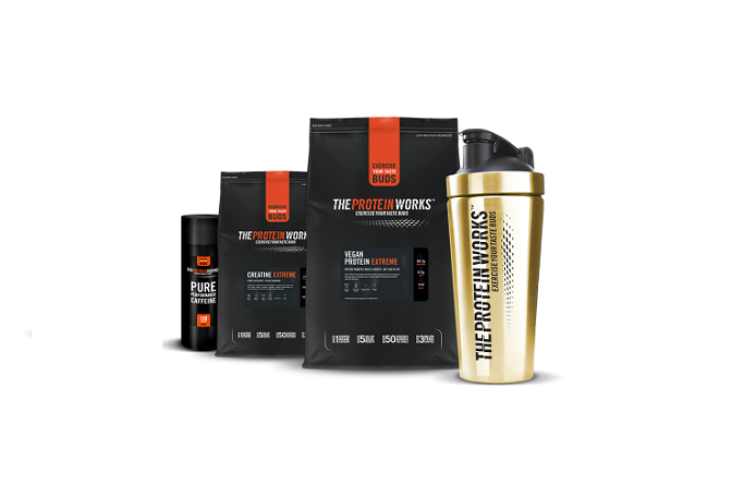 THE PROTEIN WORKS RANGE FOR MEN