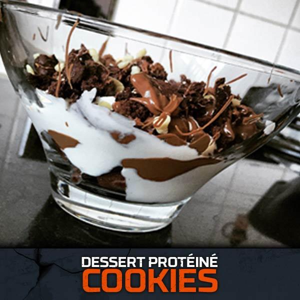 Cheesecake Choco Vanille