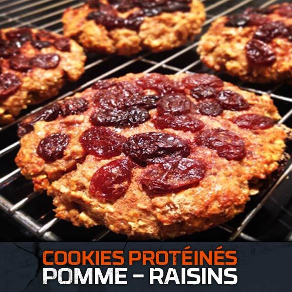Muffins Protéinés Cannelle