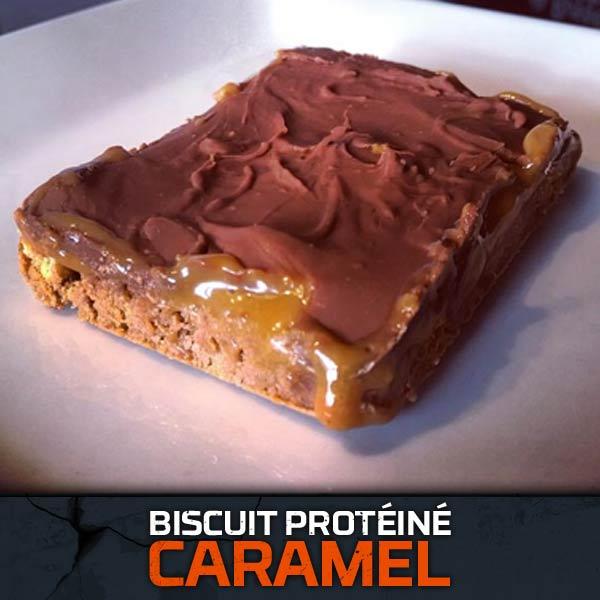 Biscuit Choco-Caramel