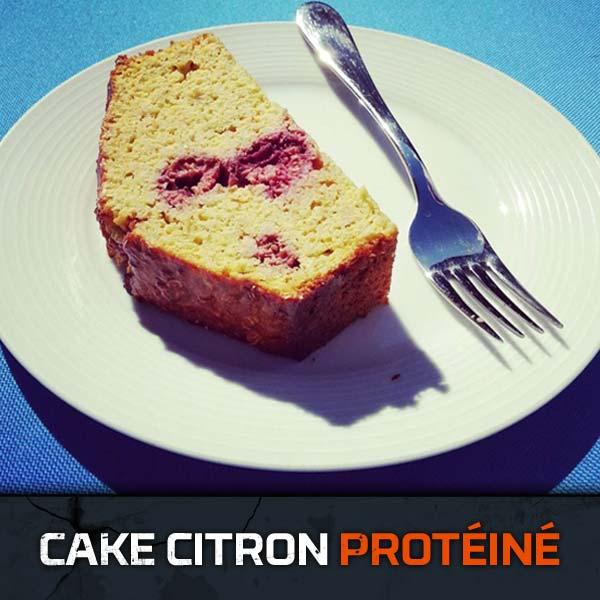 Cake Protéiné