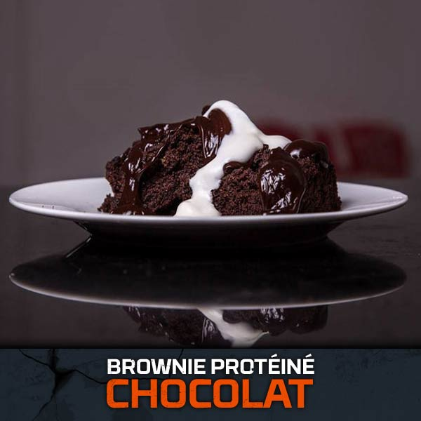 Brownie Protéiné