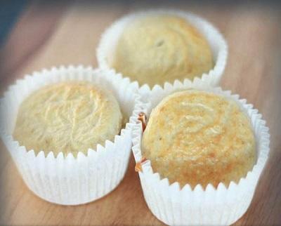 Muffins Protéinés Cerise