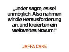 Jaffa Cake Geschmack