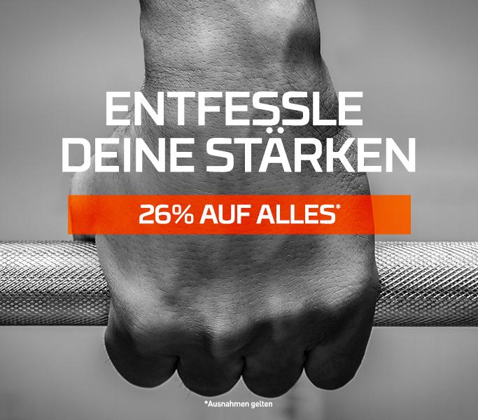 26% Auf Alles