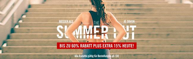 Bis zu 60% Rabatt + extra