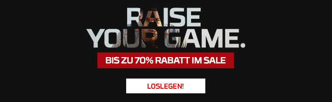APRIL SALE - BIS ZU -70% RABATT | CODE: GAME10 - GAME50