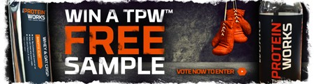 WIN EEN GRATIS TPW™ SAMPLE