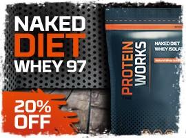 Diet Whey Protein Shake