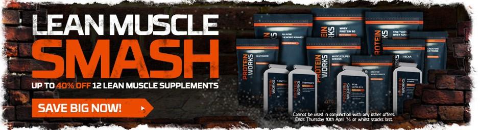 Lean Muscle Smash