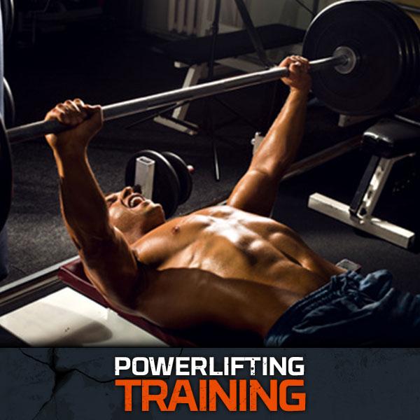 Powerlifting Training