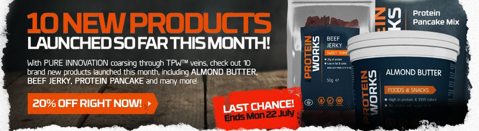 New Products in July