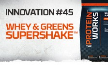 Whey & Greens Supershake
