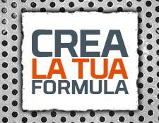 Crea la tua formula