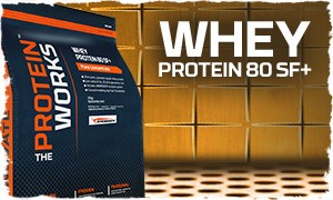 Whey Protein SF+