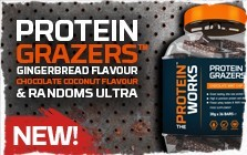 Protein Grazers New Flavour