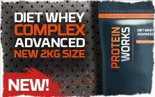 Diet Whey Complex Advanced
