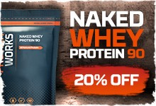 Naked Whey Protein 90
