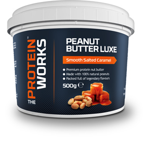 Peanut Butter Luxe