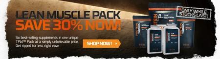 30 % rabat på Mager-muskelmassepakke