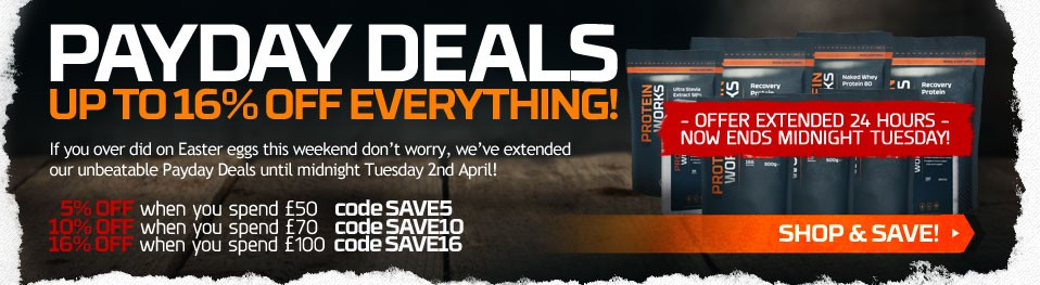 Discount Supplements Offers Extended