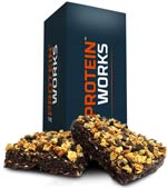 Protein Flapjacks Luxe