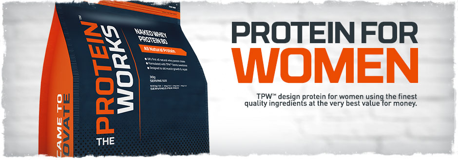 Protein for Women