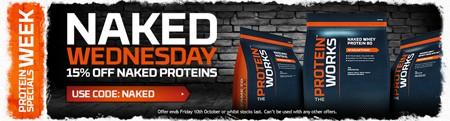 Specialtilbud på protein