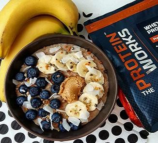 High Protein Porridge
